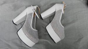 Sepatu Wedding Putih