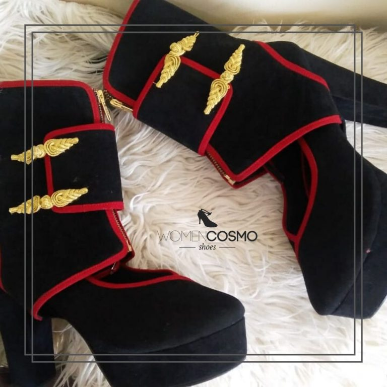 Sepatu Boots Custom