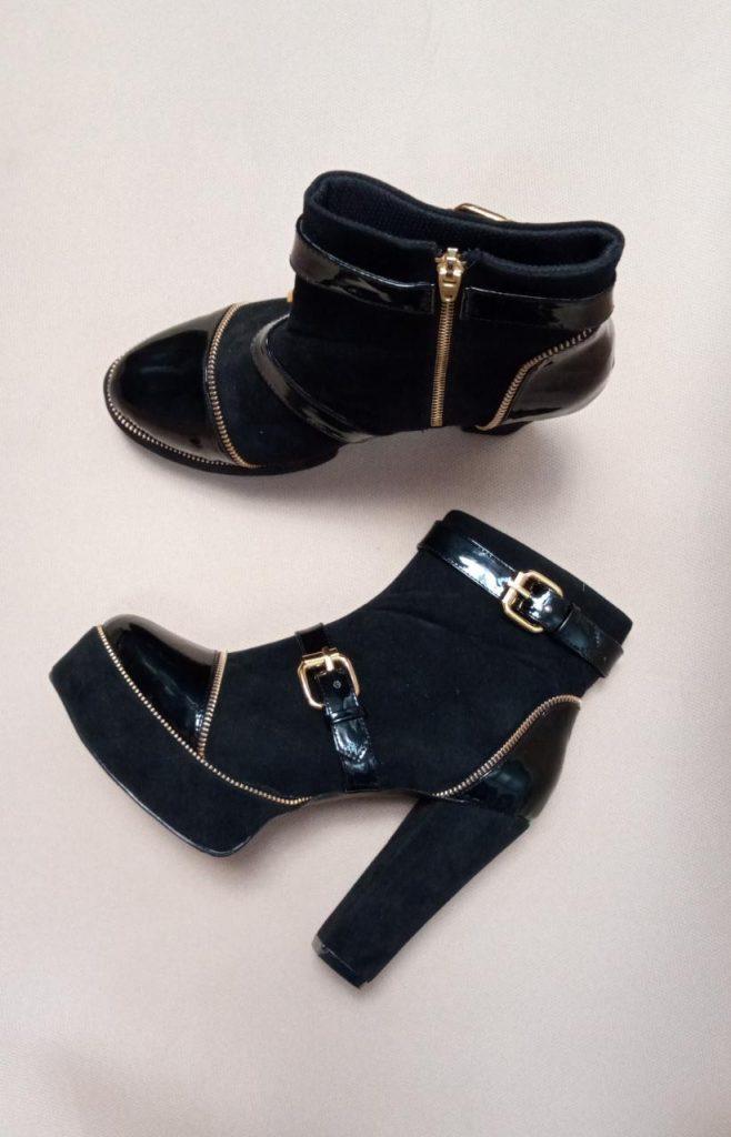 Sepatu Boots Trendy